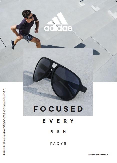 adidas Sport eyewear zonnebrillen gaan voor meer!   Leiden