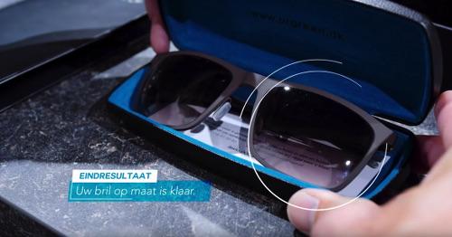 f4a9a65865aeb8 Sportbril met Varilux Sport multifocale brillenglazen!