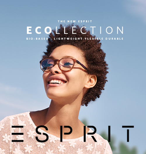 ecollection brillen 2017 esprit overzicht